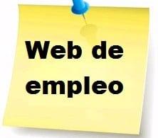 web de empleo